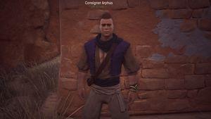Consigner Arphus
