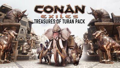 Conan Exiles - Treasures of Turan Pack