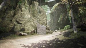 Giant-king Lorestone about Xalthar's Crossing.jpg