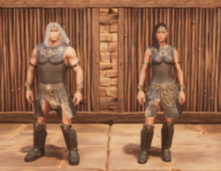 Conan's Royal Armor