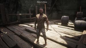 Koros the Brave