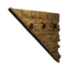 Icon t2 wall triangle flipped top.png