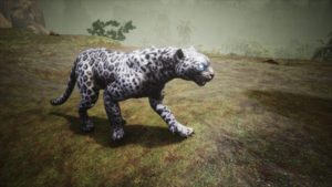 Monstrous Jaguar