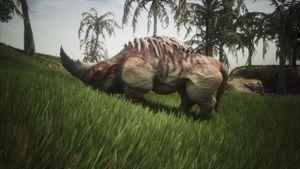 Reptilian Monstrosity