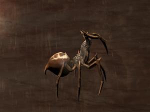 Demonic Spider
