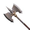 Hardened Steel War Axe
