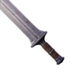 Iron Short Sword
