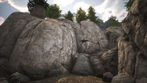Lemurian Lorestone at Lian's Watch (below east cliffside).jpg