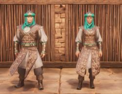 Turanian Mercenary