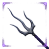 Ancient Lemurian Trident
