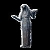 Serpentmen Statues