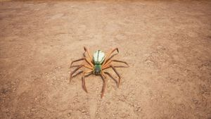Spider (Green Widow)