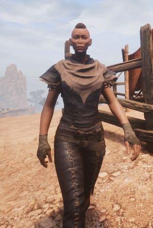 Jamila the Pirate Queen