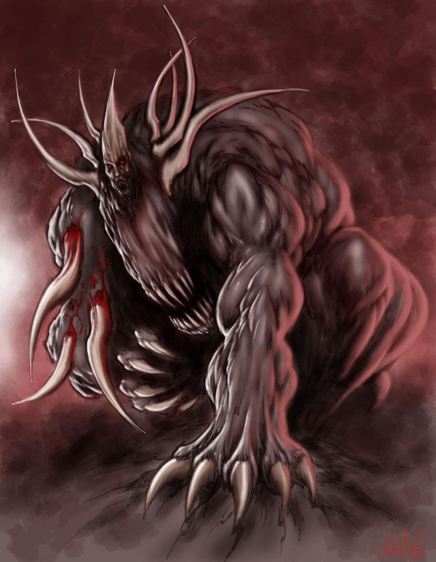Каталог демонов в картинках