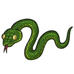 Green Snake Icon.png