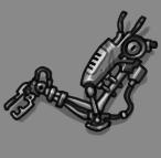 Cybernetic Prosthetic