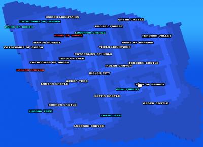World Map   Cube World Wiki