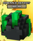Emerald Deposit.