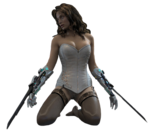 Cyberpunk woman.png