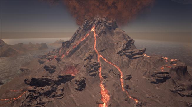 Archos's Volcano