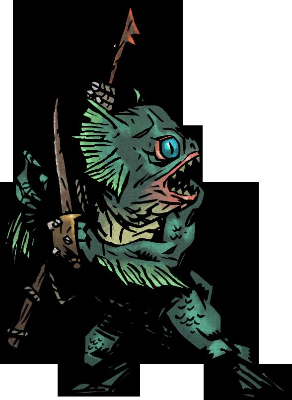 Pelagic Grouper Official Darkest Dungeon Wiki