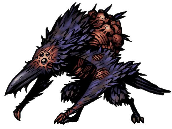 The Shrieker - Official Darkest Dungeon Wiki