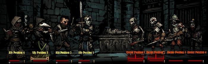 darkest dungeon manual