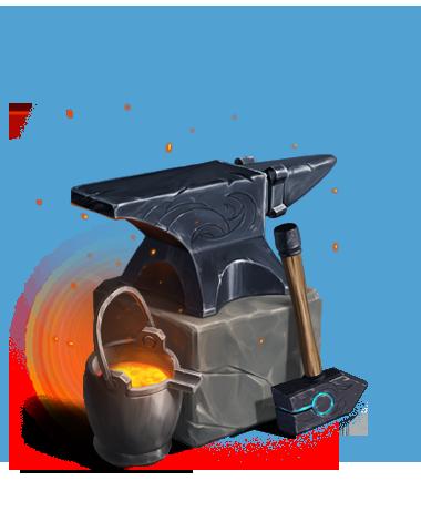 dauntless iron ore