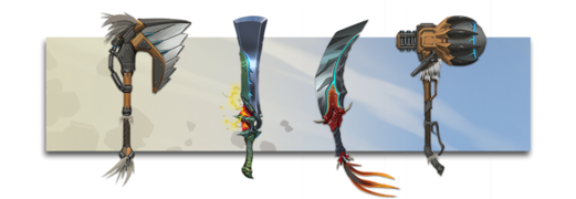 Dauntless weapons.png