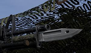 M4-A1 Bayonet - DayZ Wiki