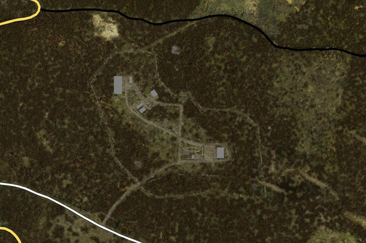 карта dayz standalone военные базы