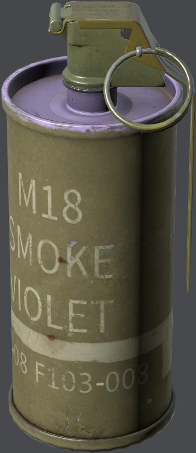 1-M8 Smoke Grenade - DayZ Wiki