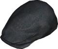 Black Flat Cap.png