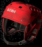 Hockey Helmet Red.png