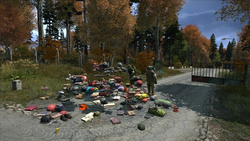 dayz helicopter crash sites