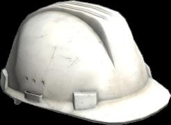 fb679f21356eee Hard Hat (White) Pristine