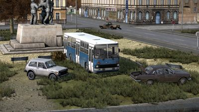 Vehicles - DayZ Wiki
