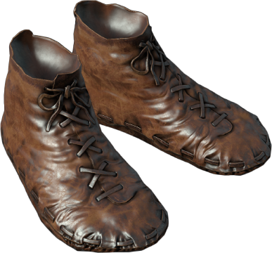 d4a48865f8f6 Leather Shoes - DayZ Wiki
