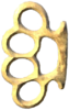 Brass knuckles yellow.png