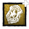 Marshal's Badge}}