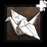 Origami Crane}}