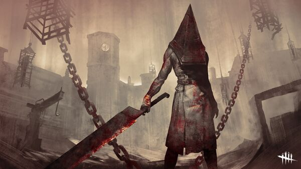 Pyramid Head Official Dead By Daylight Wiki