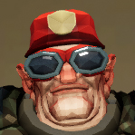 Goggle Cap - Bright Red.jpg