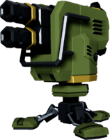 LMG Gun Platform - Official Deep Rock Galactic Wiki