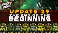 Mise à jour 29: Le début de la fin