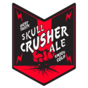 Skull crusher ale label.png