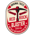 Red rock blaster label.png
