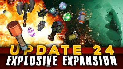 Update 24 Explosive Expansion Official Deep Rock Galactic