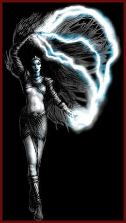 Energy Shield Lightning Sorceress by Seth - Diablo Wiki