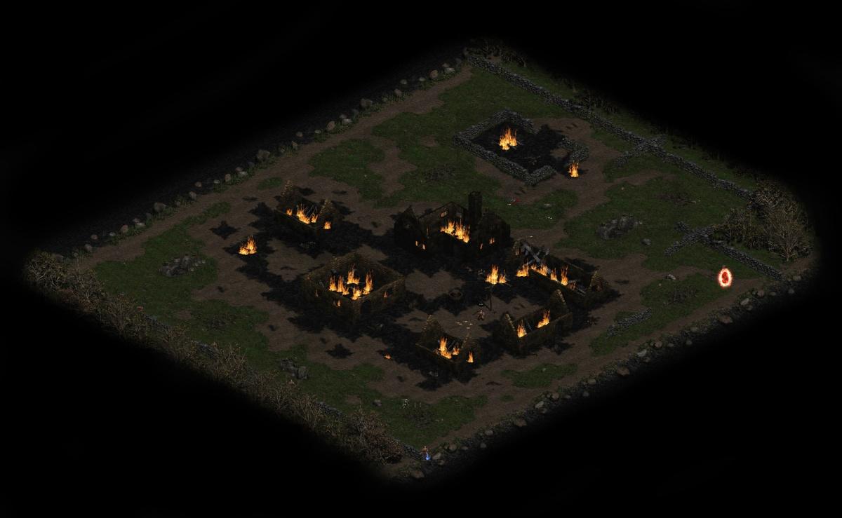 Chaos Tristram (Diablo II) - Diablo Wiki